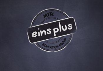 Logo eins plus