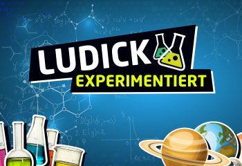 Logo Ludick experimentiert