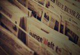 Zeitungen Kiosk
