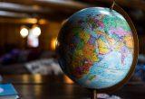 Erde, Globus, Weltkugel